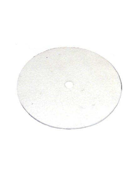 "6"" Felt Polishing Pad"