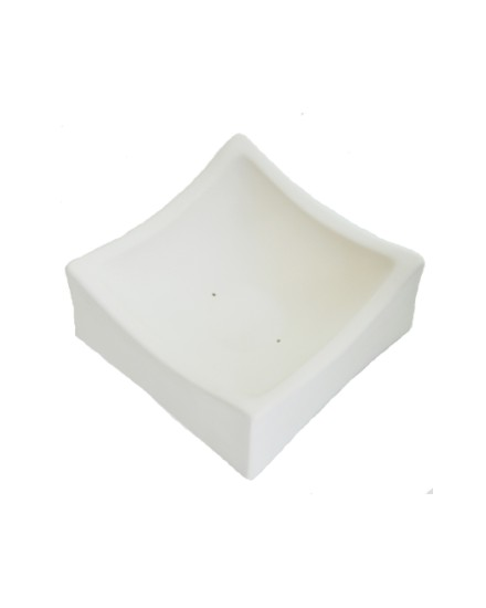 Square Slumper new deep 24,5x24,5cm