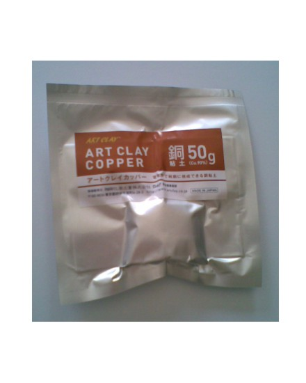 Art Clay rézgyurma 50g