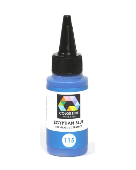 Color line egyptian blue 62g