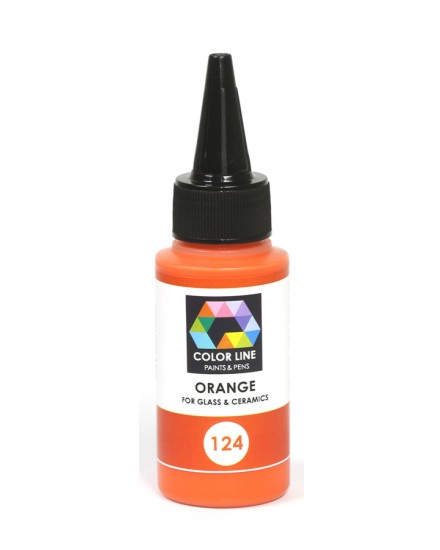 Color line orange 62g