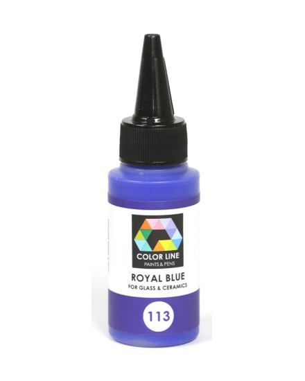 Color line royal blue 62g
