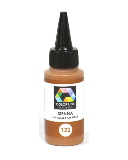 Color line sienna 62g