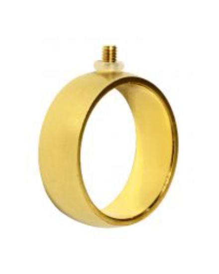 Basisring gold  16,5x5mm