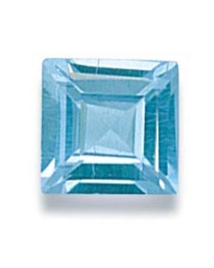 Aquamarine 5x5mm